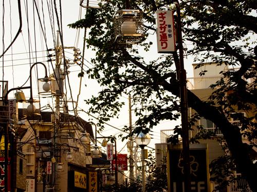 東中野ギンザ通り 2の高画質画像