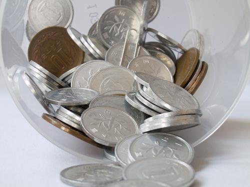 小銭の高画質画像