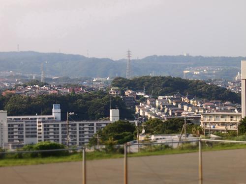 見下ろした町 1の高画質画像
