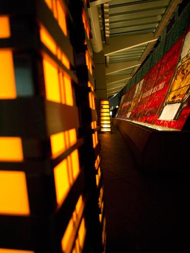 六本木ヒルズ広場の高画質画像