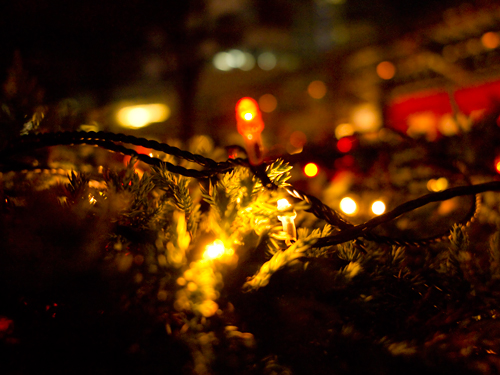 クリスマスイルミネーション 13の高画質画像