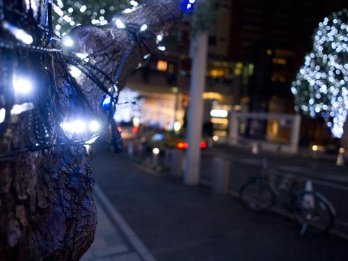 六本木クリスマスイルミネーション 4の高画質画像