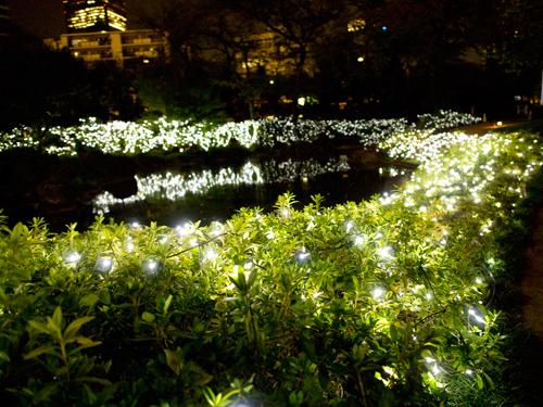 六本木クリスマスイルミネーション 18の高画質画像