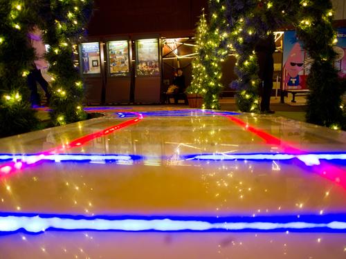 クリスマスイルミネーション 38の高画質画像
