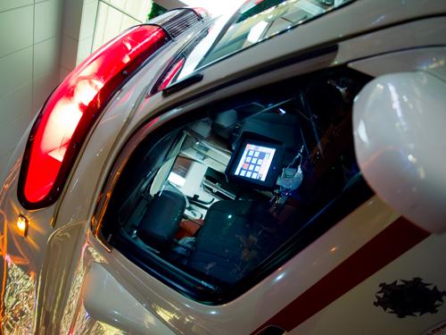 消防車 7の高画質画像