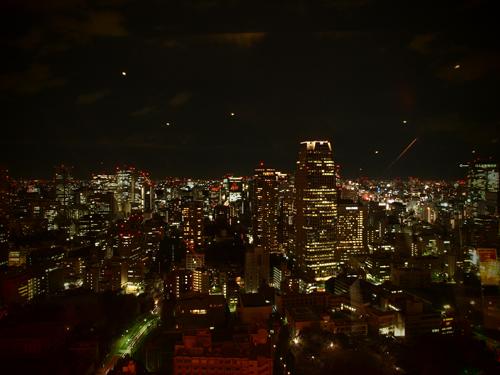 東京タワー、大展望台からの眺め 11の高画質画像