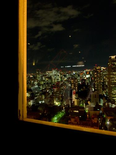 東京タワー、大展望台からの眺め 12の高画質画像