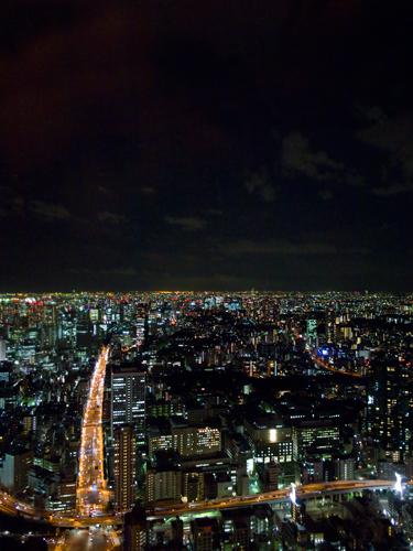 東京タワー、特別展望台からの眺め 14の高画質画像