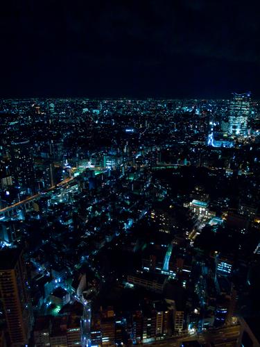 東京タワー、特別展望台からの眺め 15の高画質画像