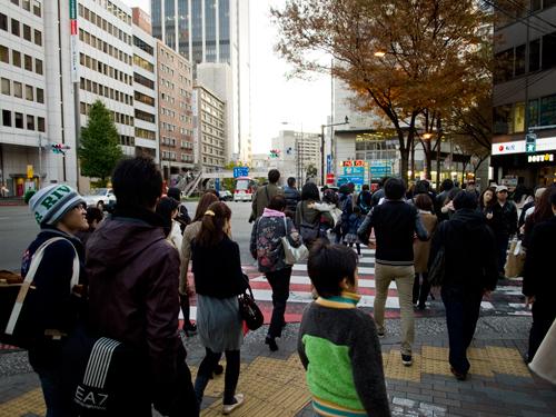 渋谷の高画質画像