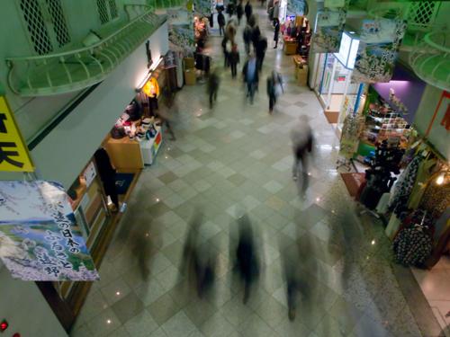 中野ブロードウェイ 3の高画質画像