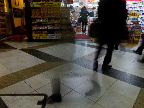 中野サンモール商店街 1の高画質画像