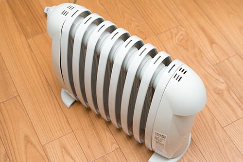 オイルヒーターの高画質画像
