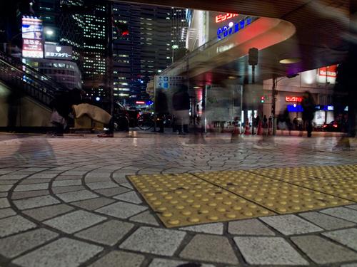 新宿駅前 14の高画質画像