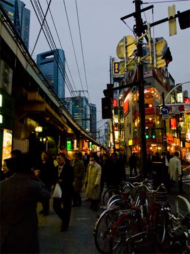 上野の高画質画像