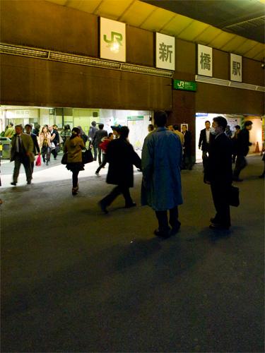 新橋駅 1の高画質画像
