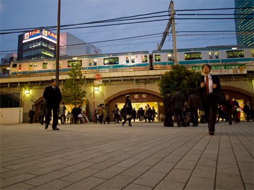 新橋駅の周辺 6の高画質画像