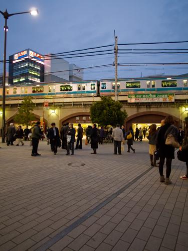 新橋駅の周辺 7の高画質画像