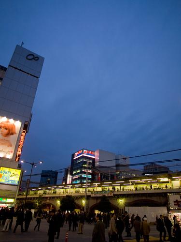 新橋駅SL広場 8の高画質画像