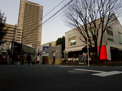 代官山駅の高画質画像
