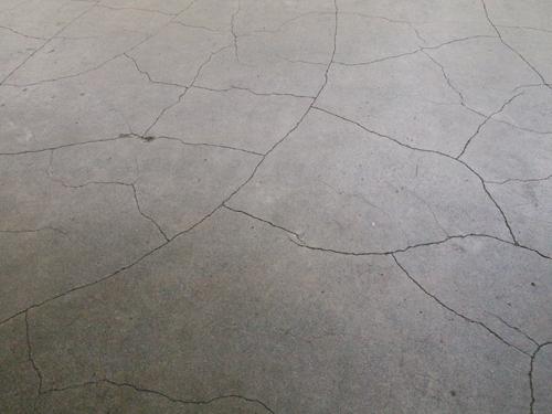 駅の地面の高画質画像