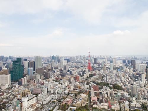 展望台 東京シティビュー 3の高画質画像