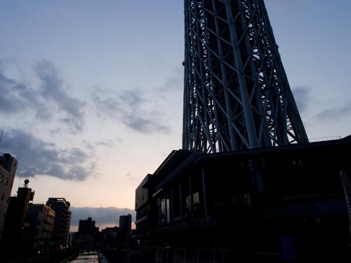 東京スカイツリー 3の高画質画像