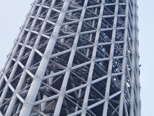 東京スカイツリーの高画質画像
