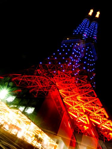 東京タワーの高画質画像