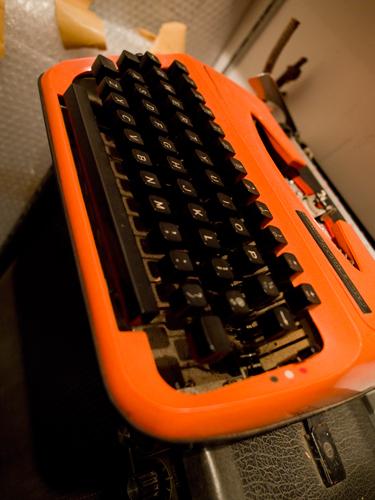 タイプライター 1の高画質画像