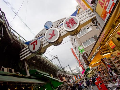 上野アメ横 2の高画質画像
