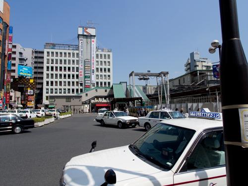 石神井公園駅の高画質画像