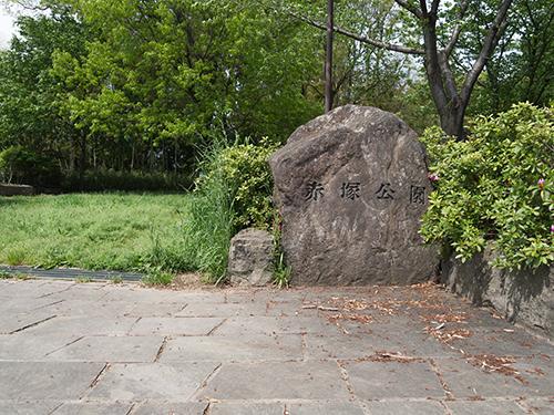 赤塚公園周辺の高画質画像