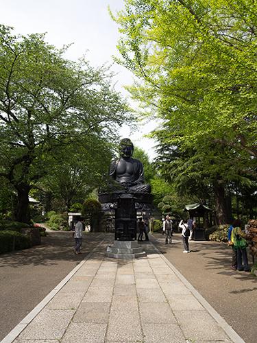 東京大仏、乗蓮寺 1の高画質画像