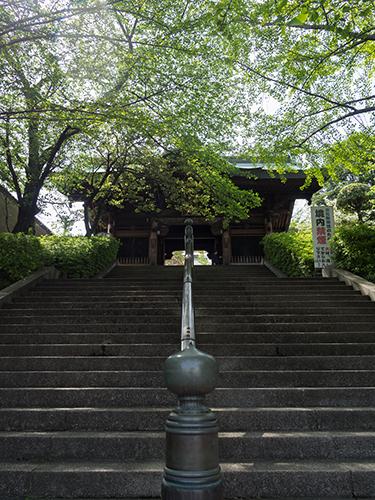 赤塚山慶学院乗蓮寺の高画質画像