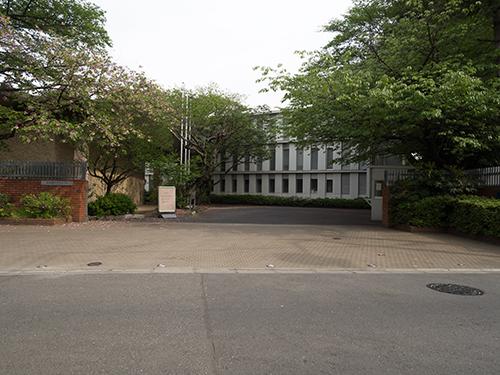 東洋大学、白山第2キャンパスの高画質画像