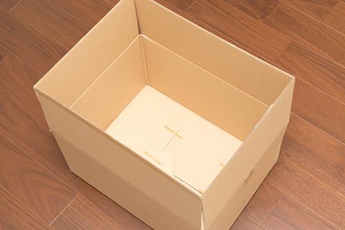 ダンボール箱 2の高画質画像