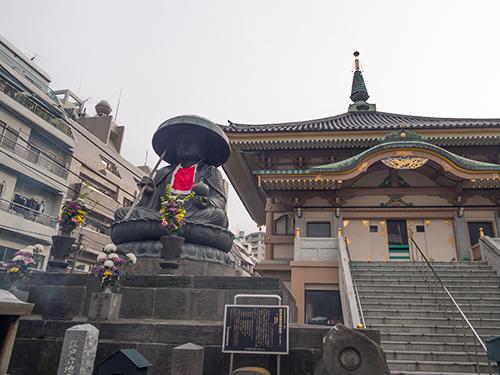 江戸六地蔵尊、真性寺 1の高画質画像