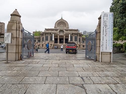 築地本願寺外観 1の高画質画像