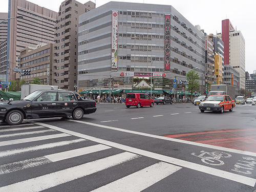 築地駅周辺の高画質画像