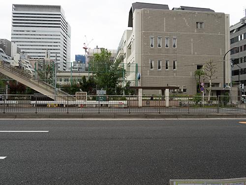 築地駅の高画質画像