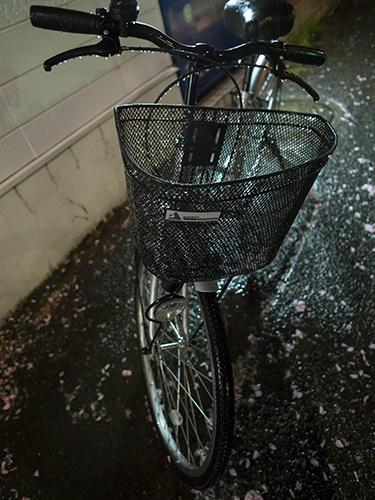 雨が降った夜道 8の高画質画像