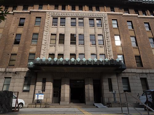 神奈川県庁の高画質画像