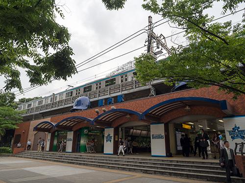 関内駅の高画質画像