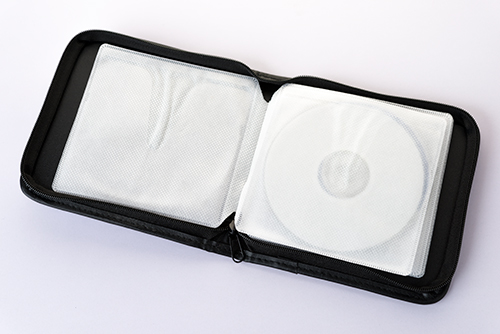 CD・DVDの収納 2の高画質画像
