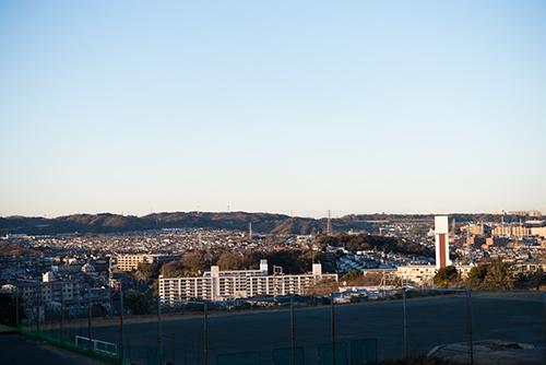 高台からの眺め 2の高画質画像