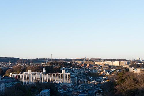 高台からの眺め 6の高画質画像