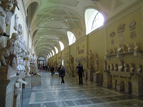 彫刻、バチカン美術館 2の高画質画像