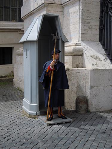 門番、バチカン美術館の高画質画像