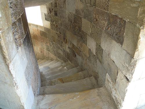 ピサの斜塔内部の階段 3の高画質画像